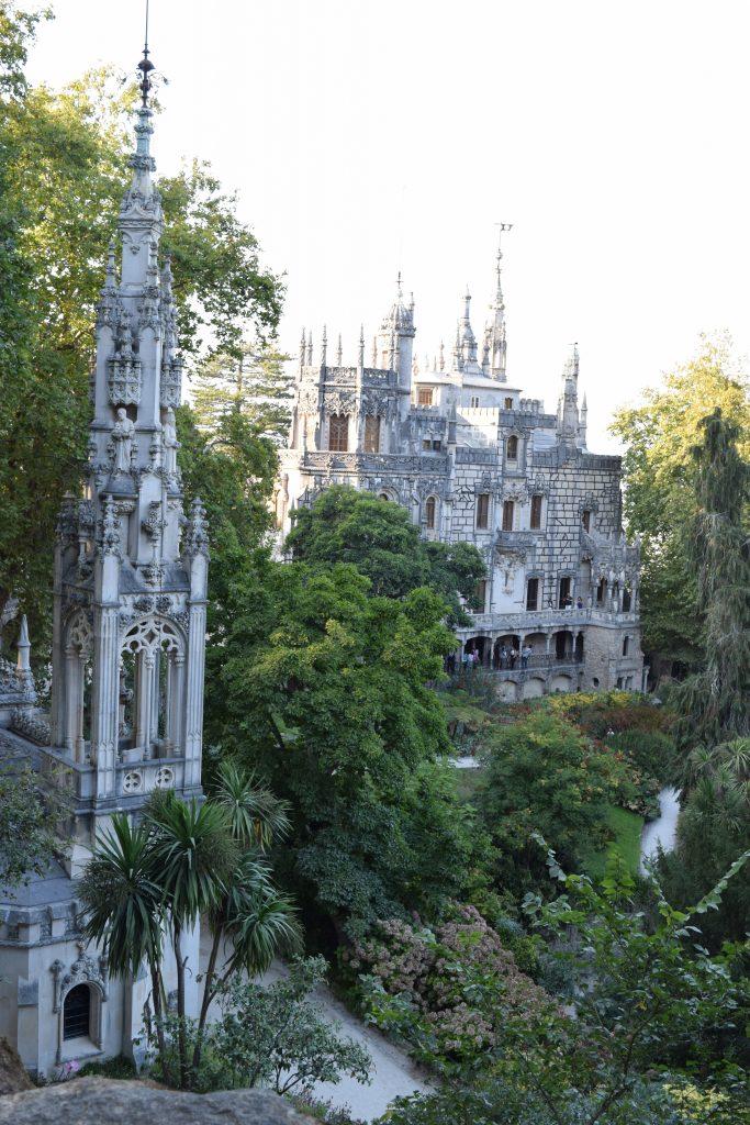 Quinta da Regalaria Building - Things to do in Sintra - Sintra Sites