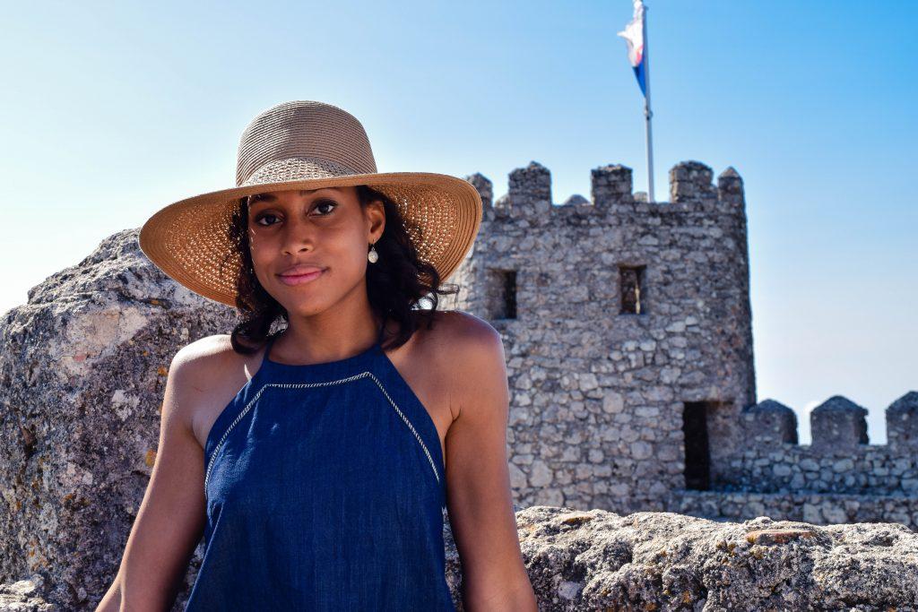 Castello dos Mouros Tower - Sintra Sites