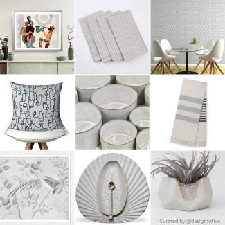 Light Gray Curated Collection - Home Decor Rock Candy - SW 6231