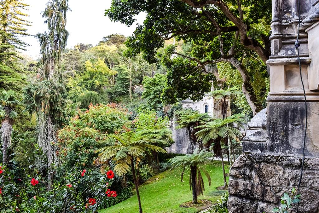 Quinta da Regaleria Palace Gardens