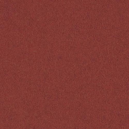 Red Felt Upholstery - Luum - Heather Felt - Saffron