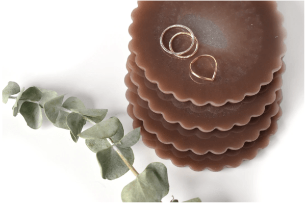 Brown Coasters - TNT - Coffee