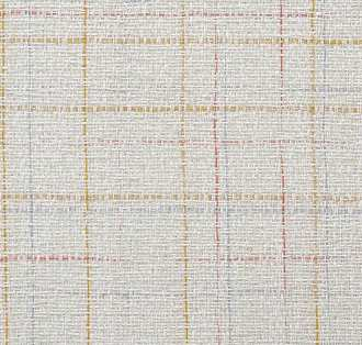 Chilewich - Savile Wall Textile - Parade - Woven Wall Textile with Yellow, Pink, and Blue