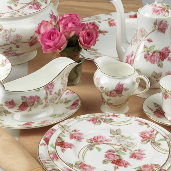 tea set shabby