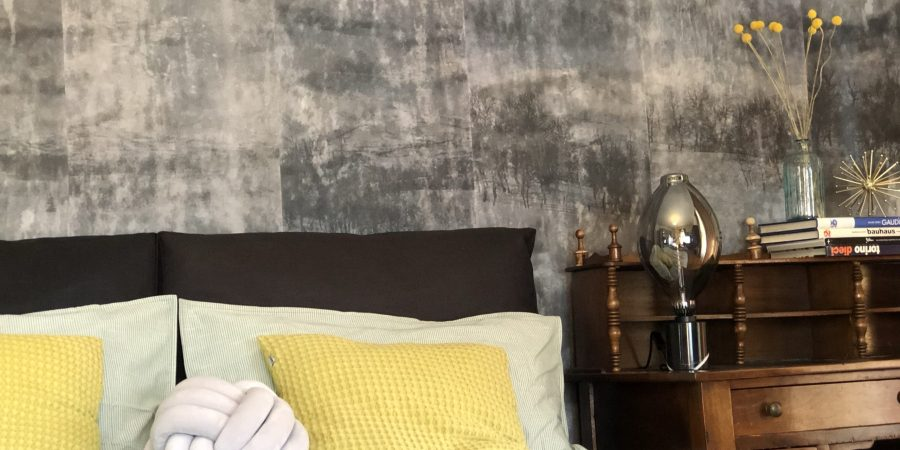 Rinnovare e decorare la parete con Carta