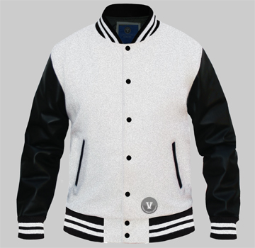 Custom Letterman Jackets Wool Produced In High Quality