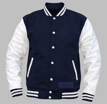 Custom Letterman Jackets Wool Leather