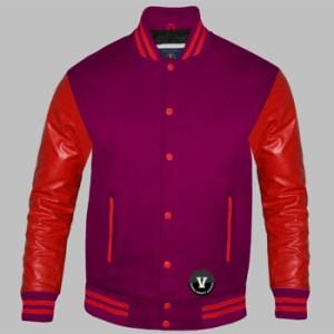 high school letterman jacket