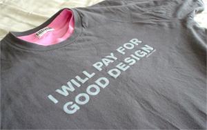 good design shirt