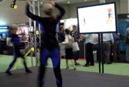 motion capture fun