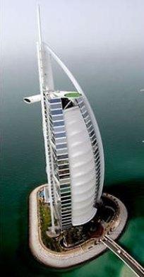 Burj Al Arab Jumeirah tennis
