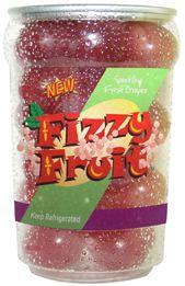 fizzy fruit