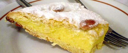 Florence i due G dessert cake