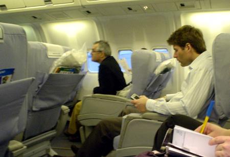 italy trip alitalia business seats