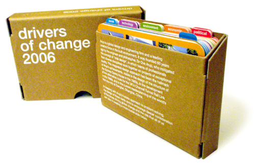 drivers of change book cards