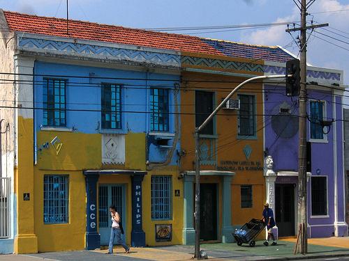 sao paulo brazil adfree city