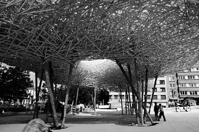 CityScape Brussels Arne Quinze