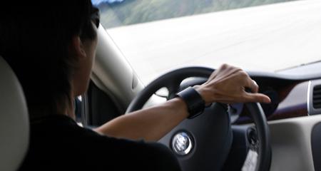 GM test drive detroit breaking