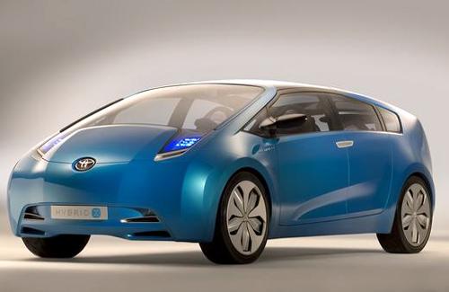 2009 toyota prius concept