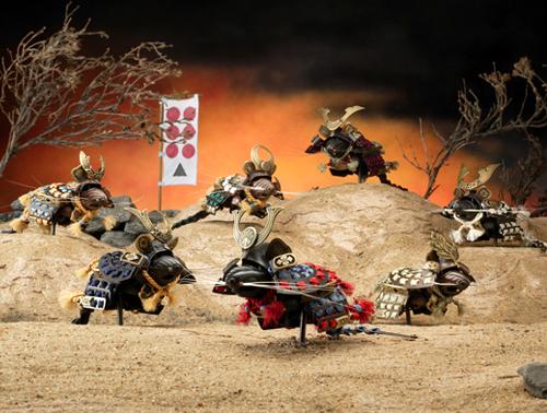 jeff deboer mouse armor samurai