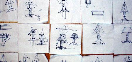 lamp bar sketches weekend links
