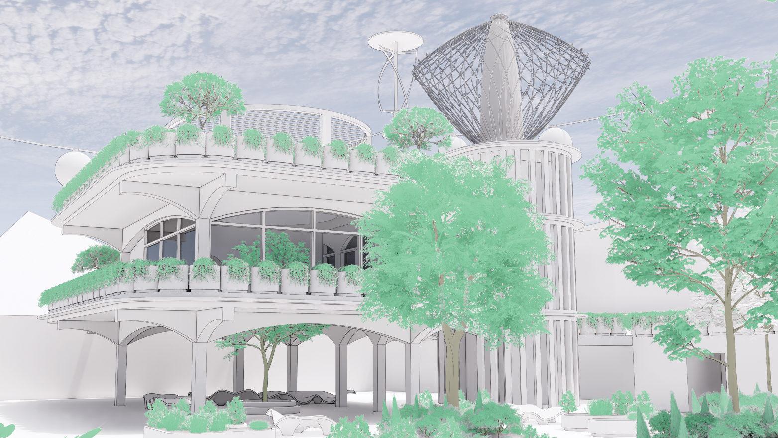 Santa Elena 2100: Una Comunidad en Regeneración - Productive Mex