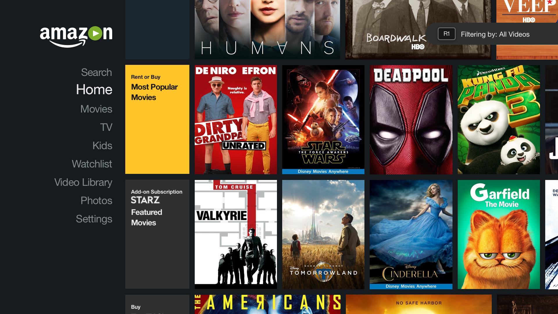 Amazon Video Home 2 stivenskyrah designwithlove