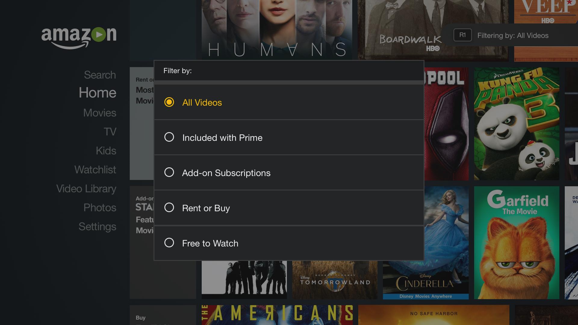 Amazon Video Home 3 stivenskyrah designwithlove