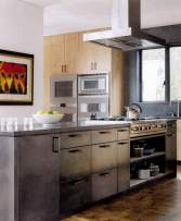 Kitchen cabinetry by Design Woodworking, Inc.
