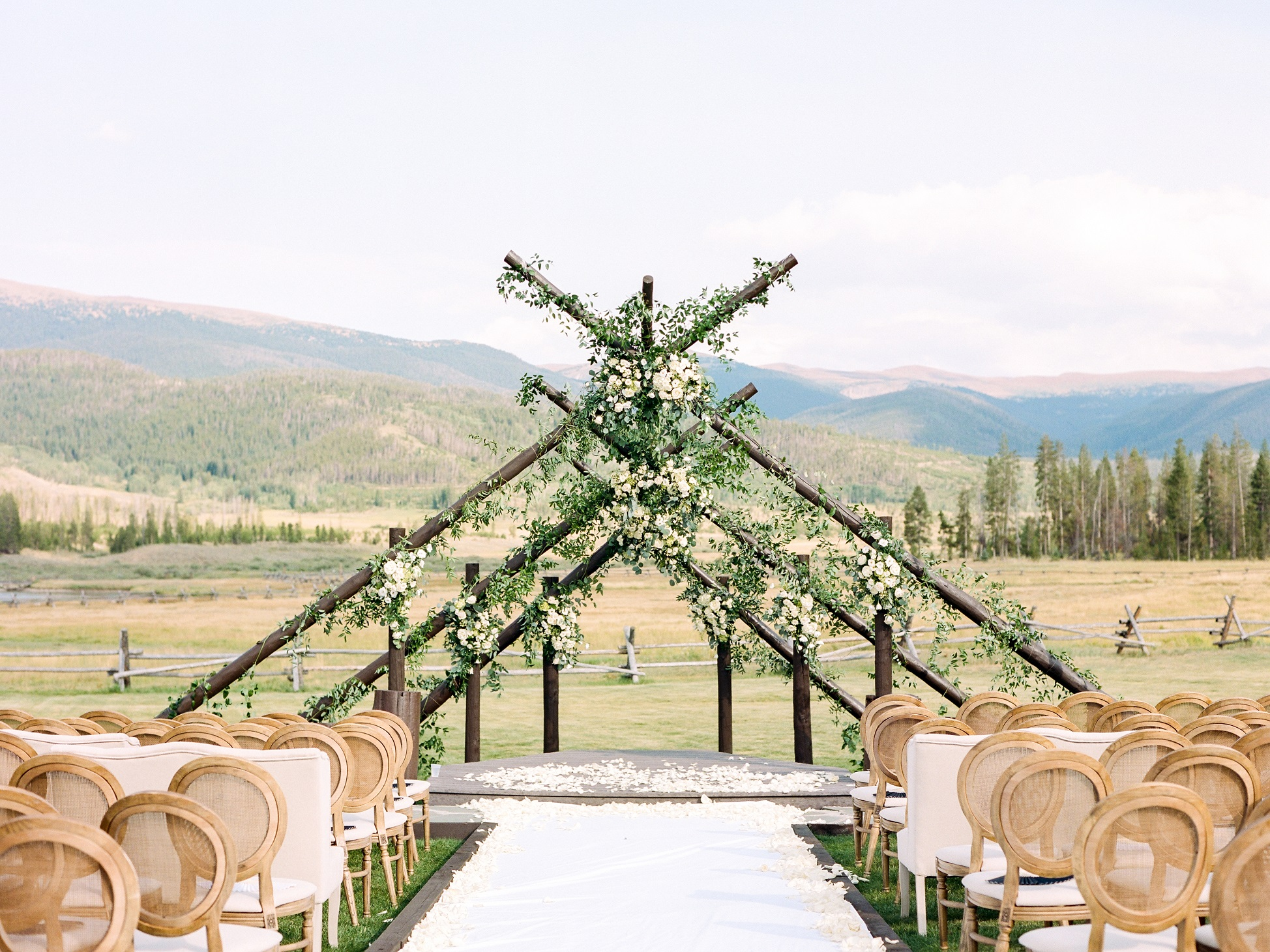 This luxury destination resort in the rocky mountains is the quintessential mountain vacation for all ages. Devil S Thumb Ranch Geodes And Greenery