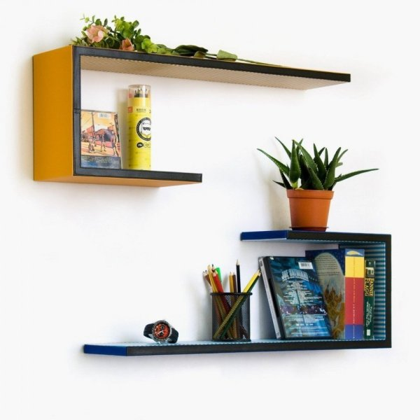 18 Innovative Shelves Ideas To Decorate Your Walls
