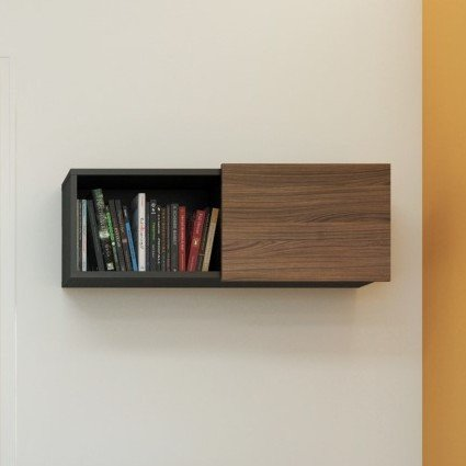 Nexera Next Wall Shelf