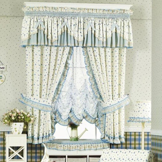floral draping curtains spring collection