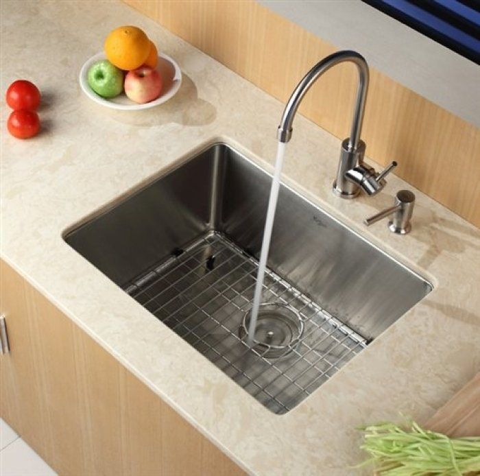 Types Of Kitchen Sinks Available In India Designwud Interiors