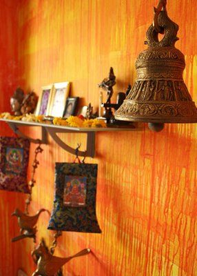 color-depth-puja-room-vermilon-red