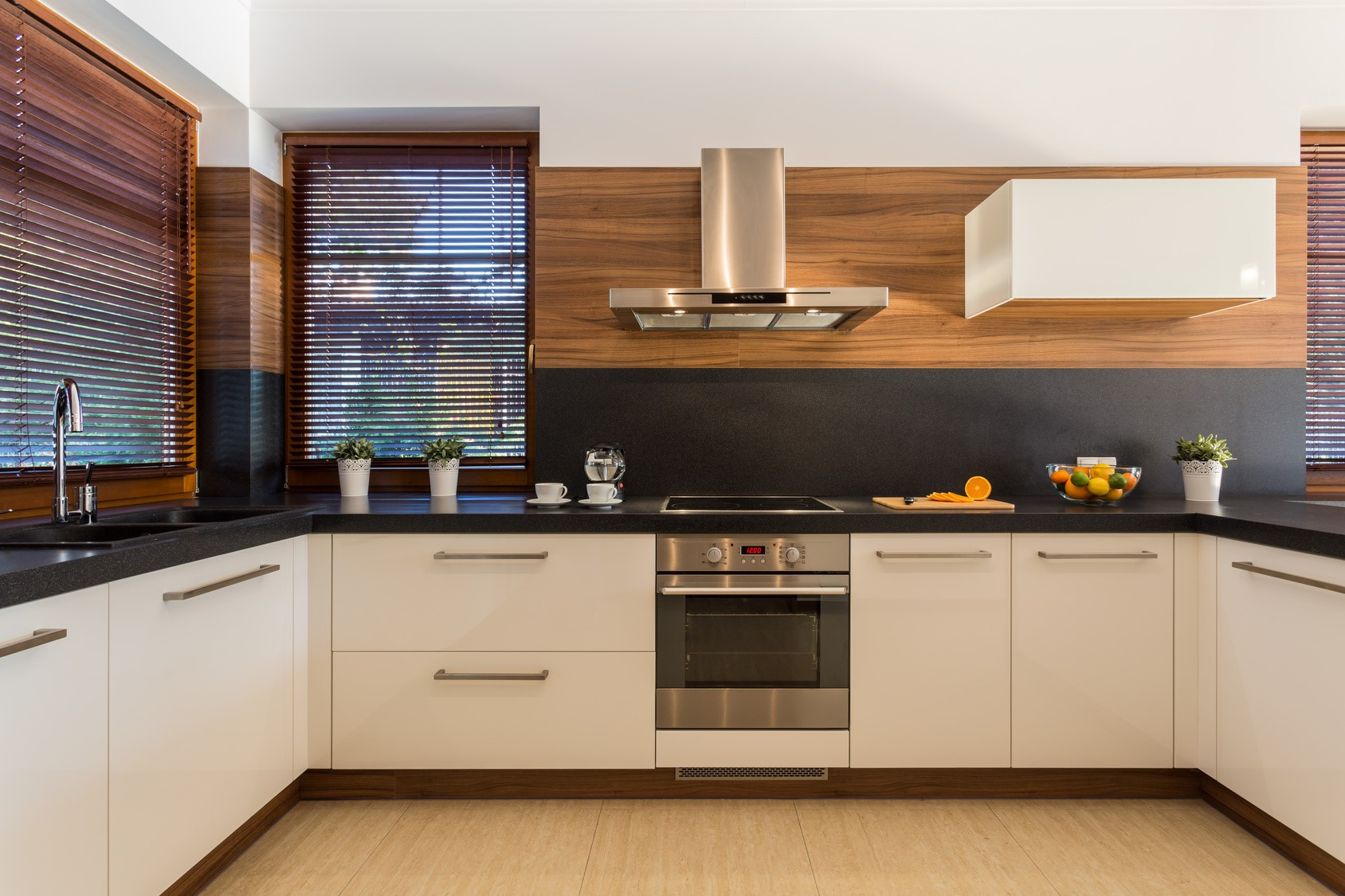 Modular Kitchen Interior DesignWud