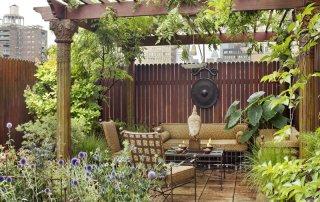 Fabulous Rooftop Terrace Garden