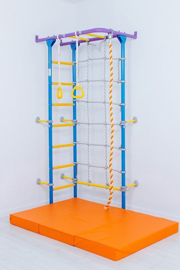 ladder rope climber kids room