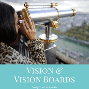 DYL002 Vision and Vision Boards