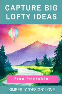 Capture Big Ideas 2