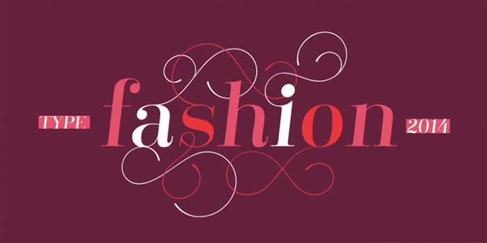 Santis by Latinotype, a classic didone font that looks great in fashion and magazine style blogs. One of the font types I recommend for feminine designs in this roundup of 9 feminine font trends for 2016.