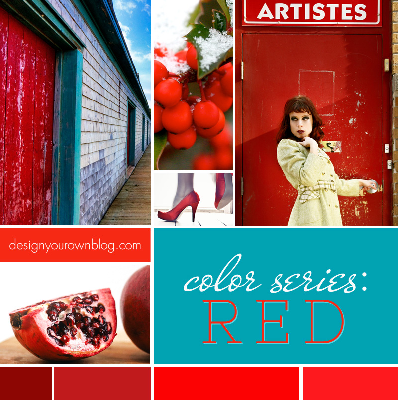 How red can make you feel excited angry and passionate - How colors make you feel ...