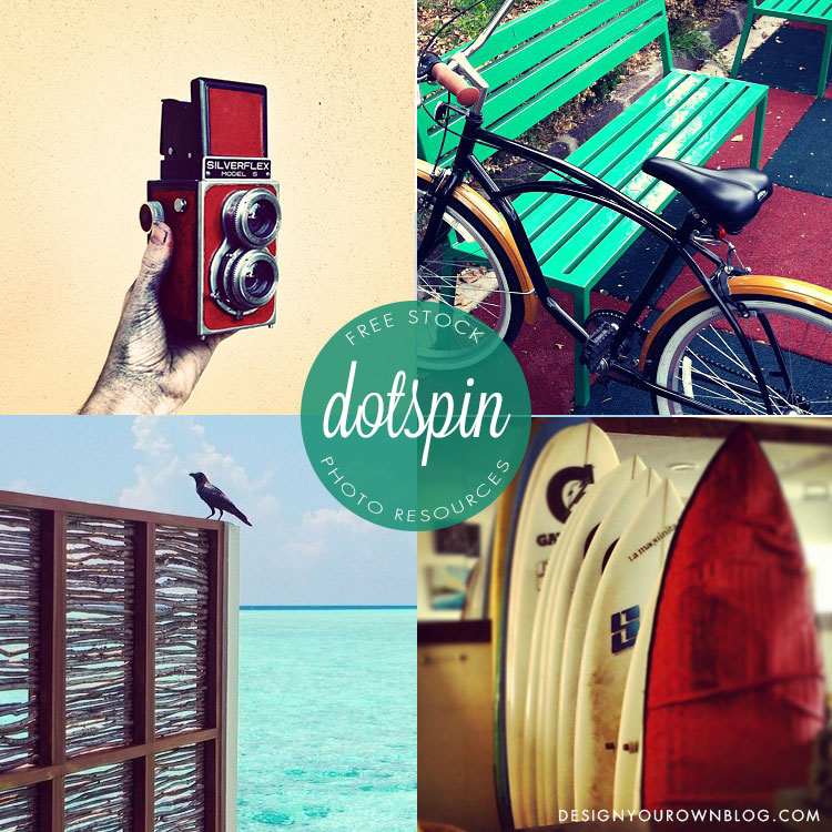 Free creative commons stock photography from dotspin. See more free stock photo resources on DesignYourOwnBlog.com