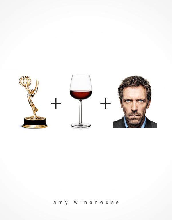 mais1 emmy + wine + house