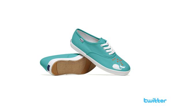 4cfad0cbbe0cf0aae6778341fe9b38f1 Keds & Social Media // Design Shoes