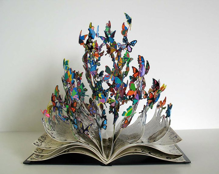 bookoflife Book Of Life   Butterflies Bursting Out of Book