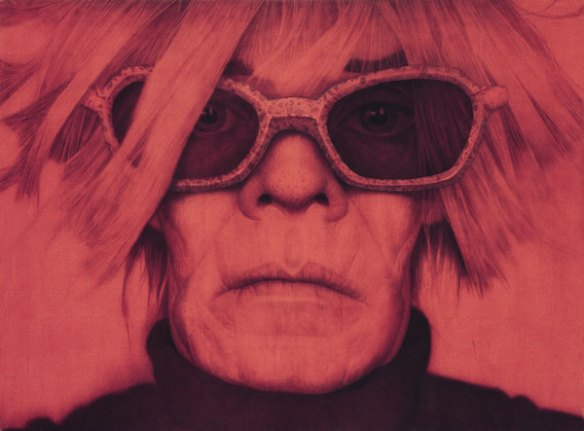 Color Icons Andy Warhol Colour Icons