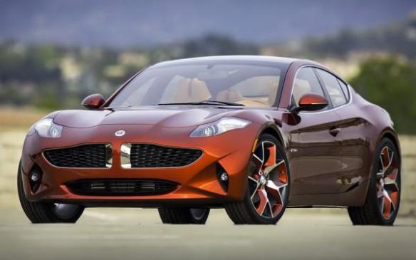Fisker Atlantic Hybrid Sedan 1 Atlantic Hybrid Sedan by Fisker