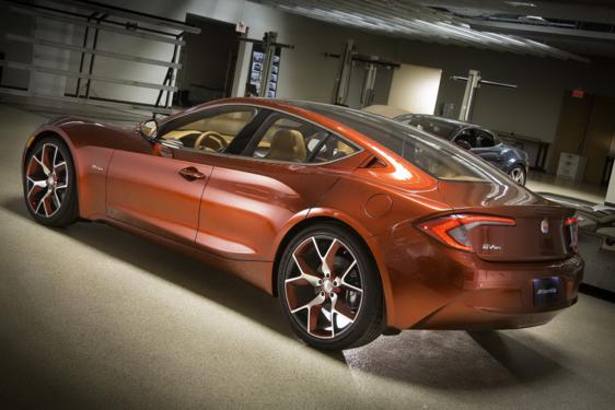 Fisker Atlantic Hybrid Sedan 2 Atlantic Hybrid Sedan by Fisker