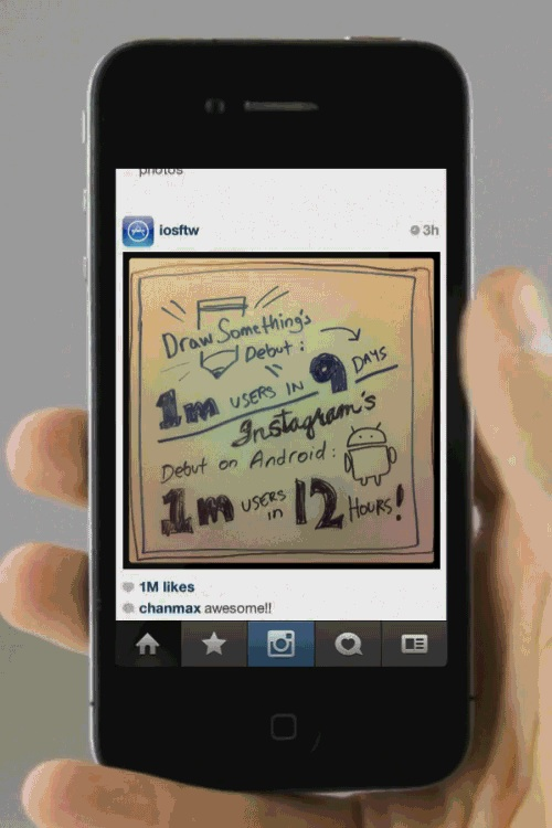 Instagram infographic2 Facebook Buys Instagram   infographic
